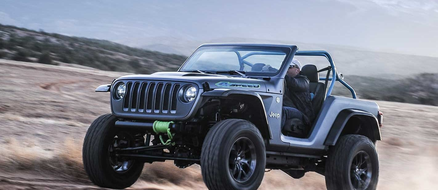 Best Easter Jeep Safari Concepts