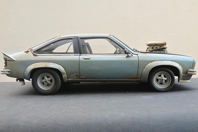 Holden Torana model car