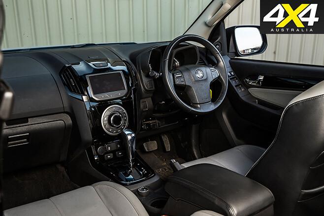 Holden colorado 4