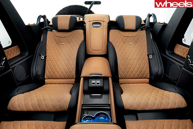 Mercedes -Maybach -G-650-Laundaulet -rear -seats