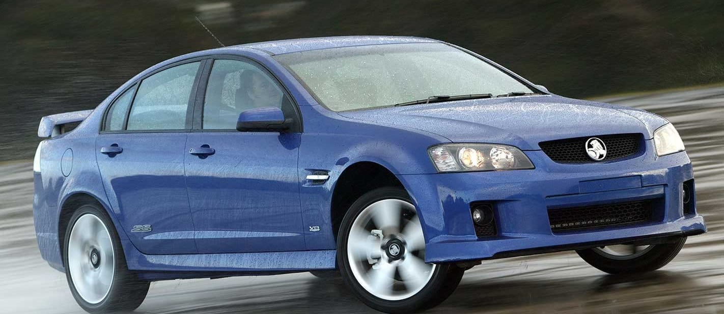 Holden Commodore VE first drive feature