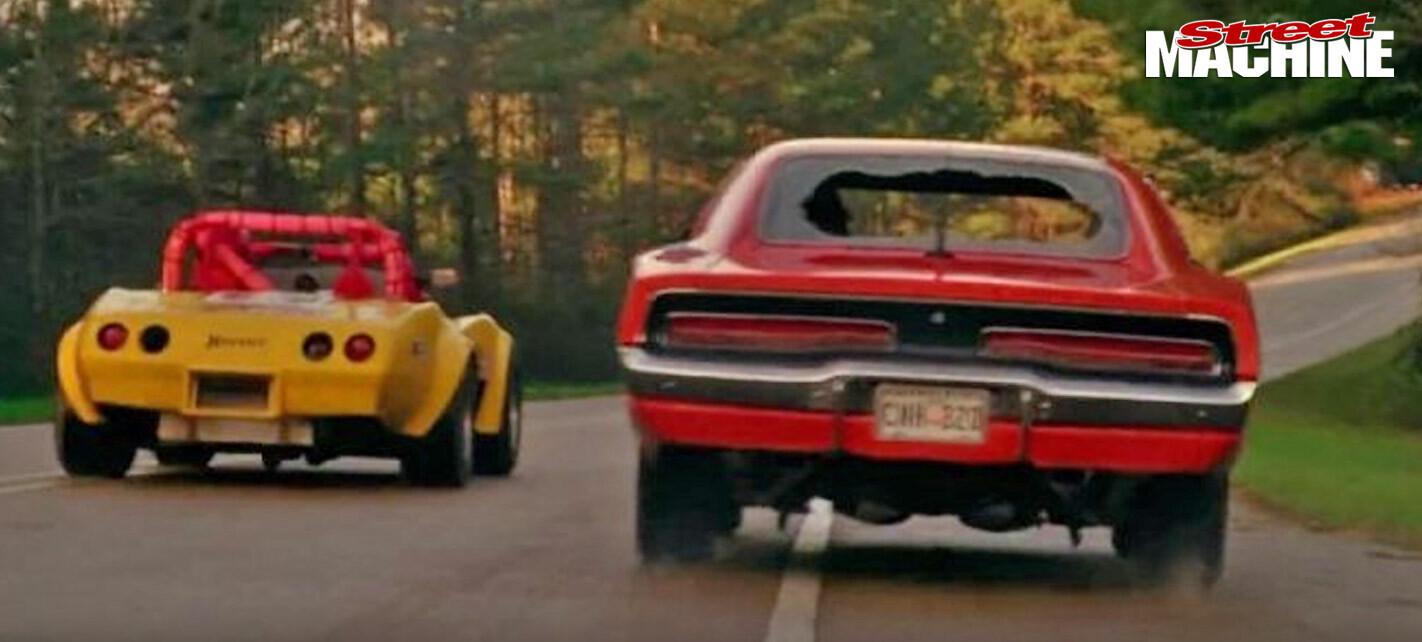 The Dukes of Hazard cars