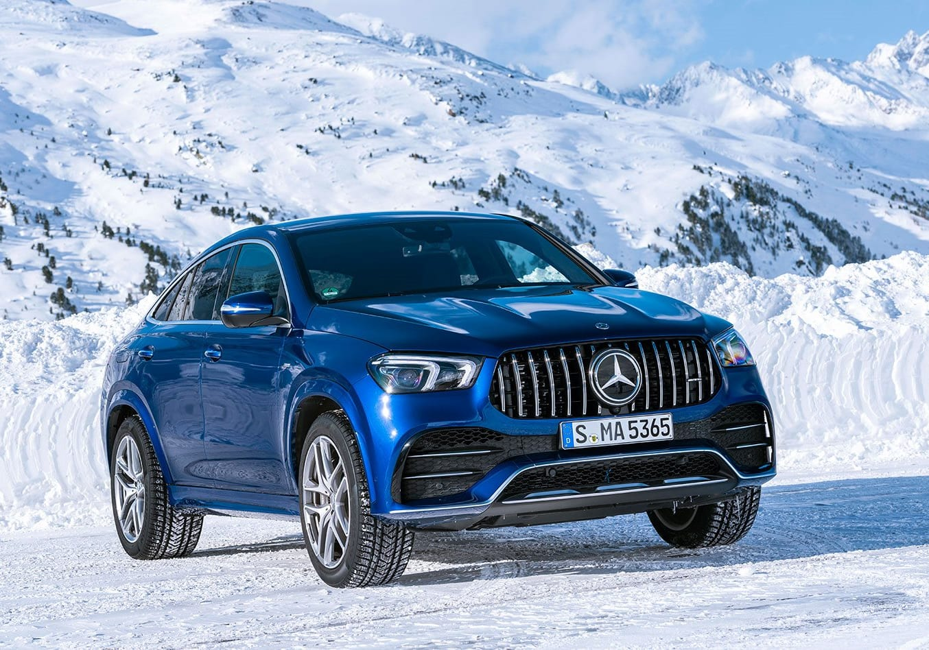 2020 Mercedes-AMG GLE53 4MATIC Coupe Review
