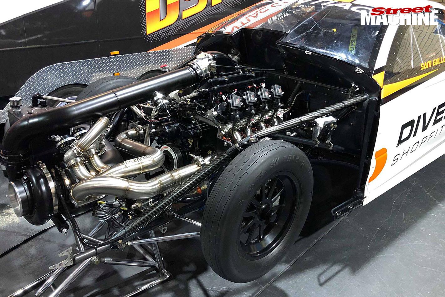 Fastest LS Car In Australia GTO 282 29 Jpg