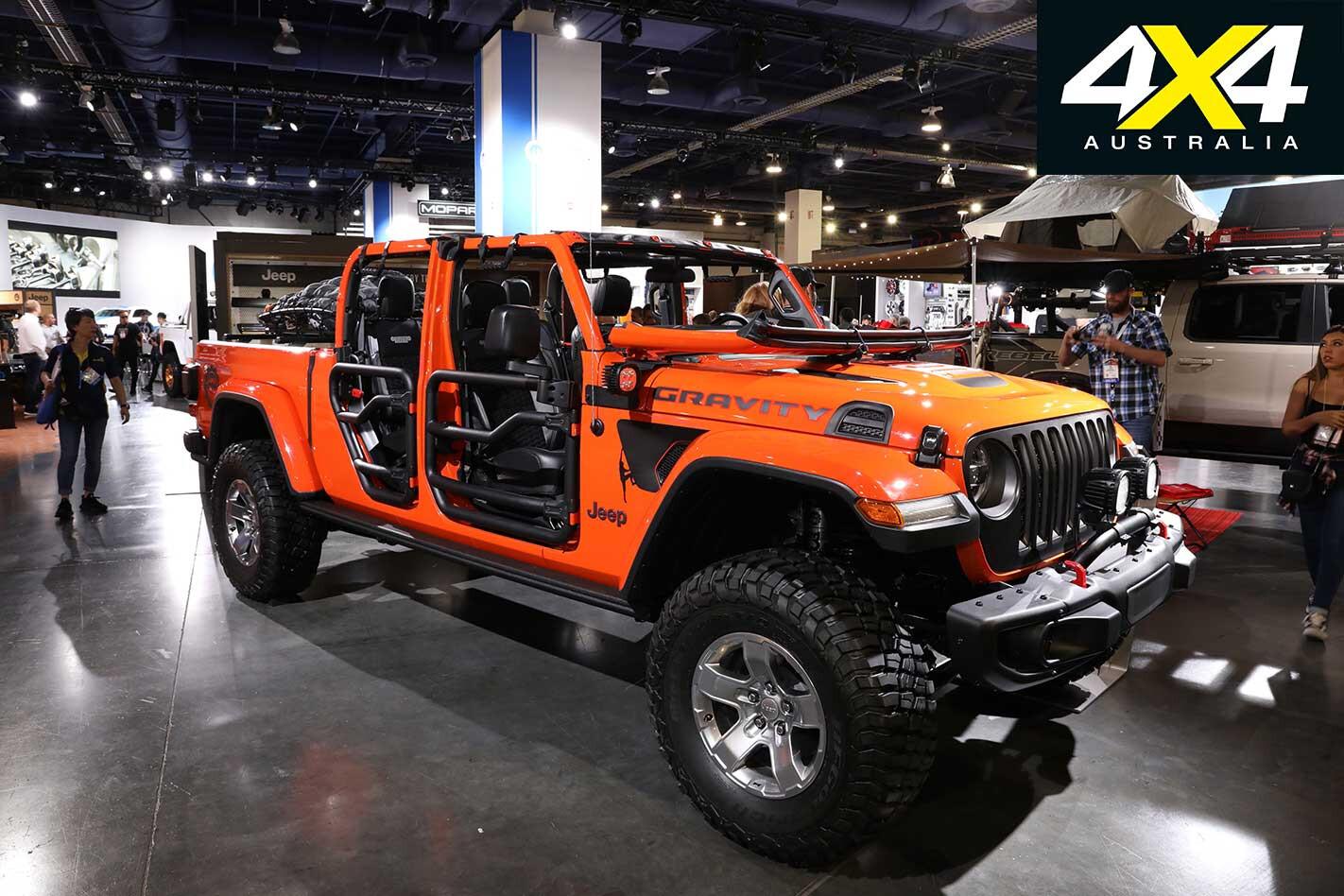 SEMA 2019 Jeep Gladiator