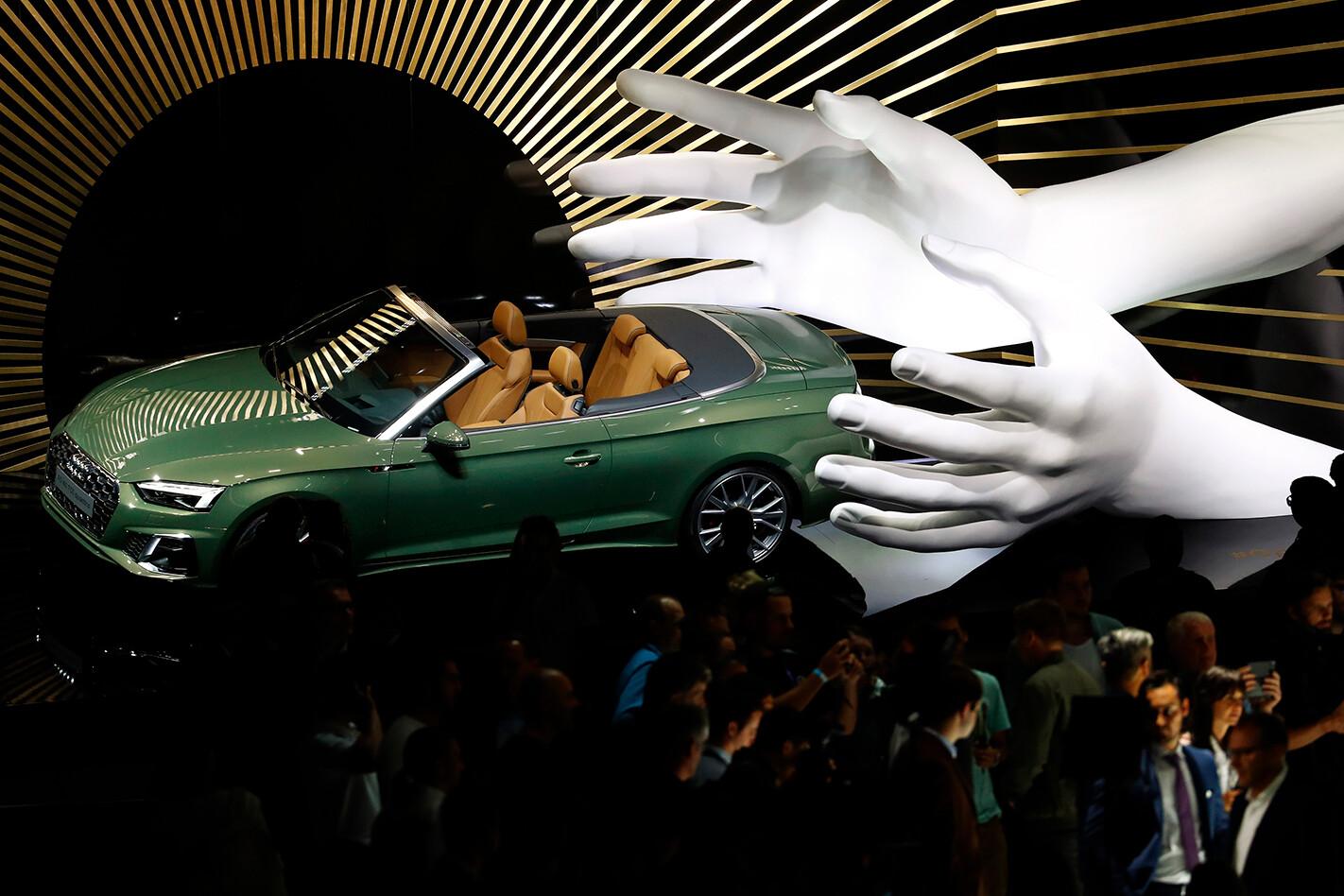 Motor Show Reveal