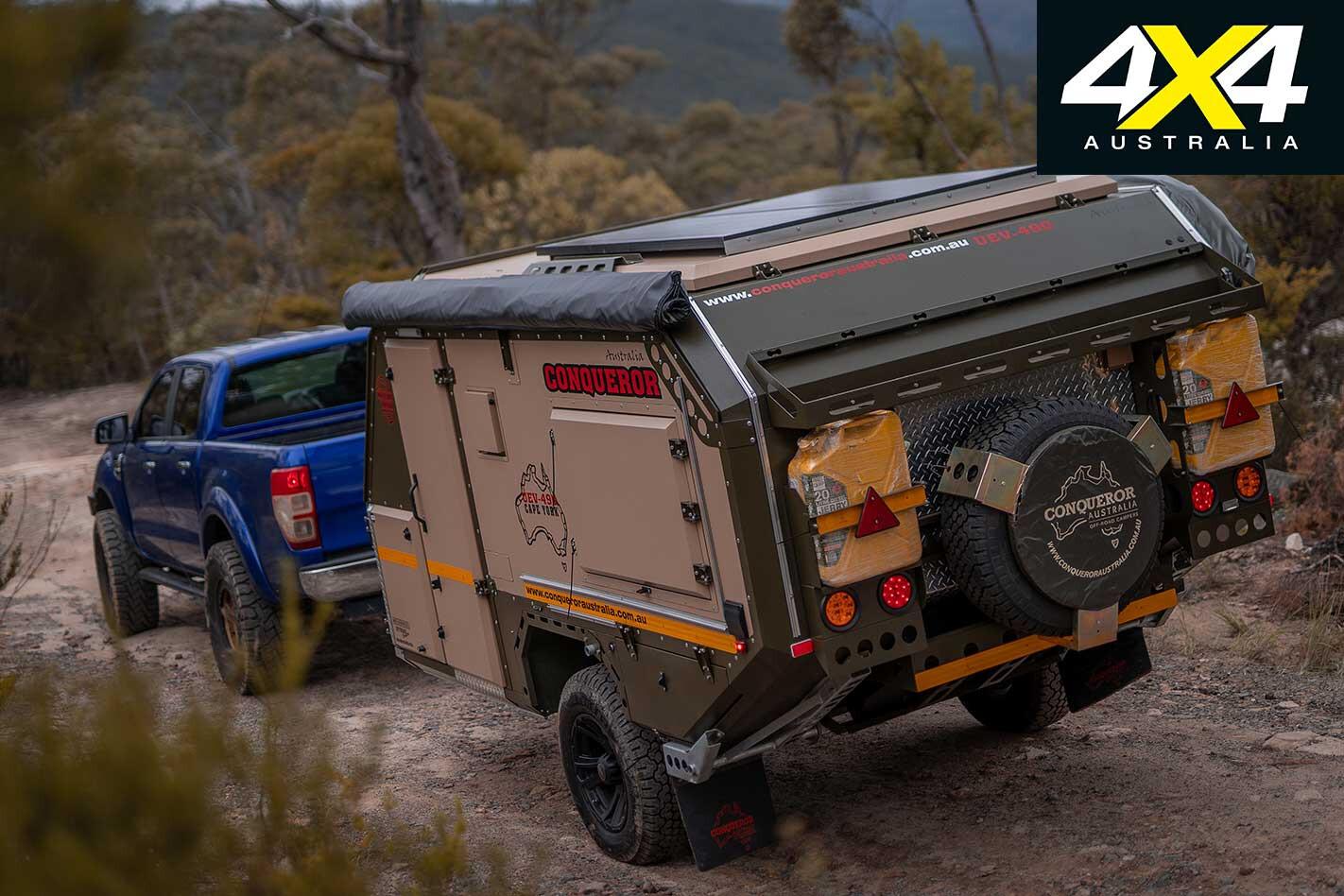 Conquerer UEV 490 Camper Trailer Design Jpg