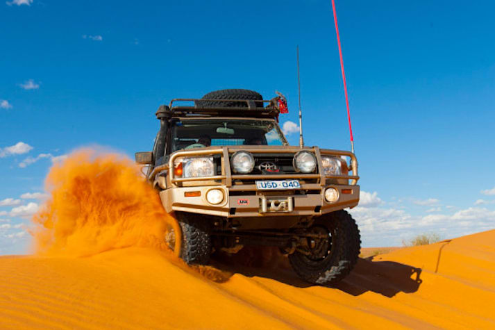 Top 6 off-road expedition vehicles