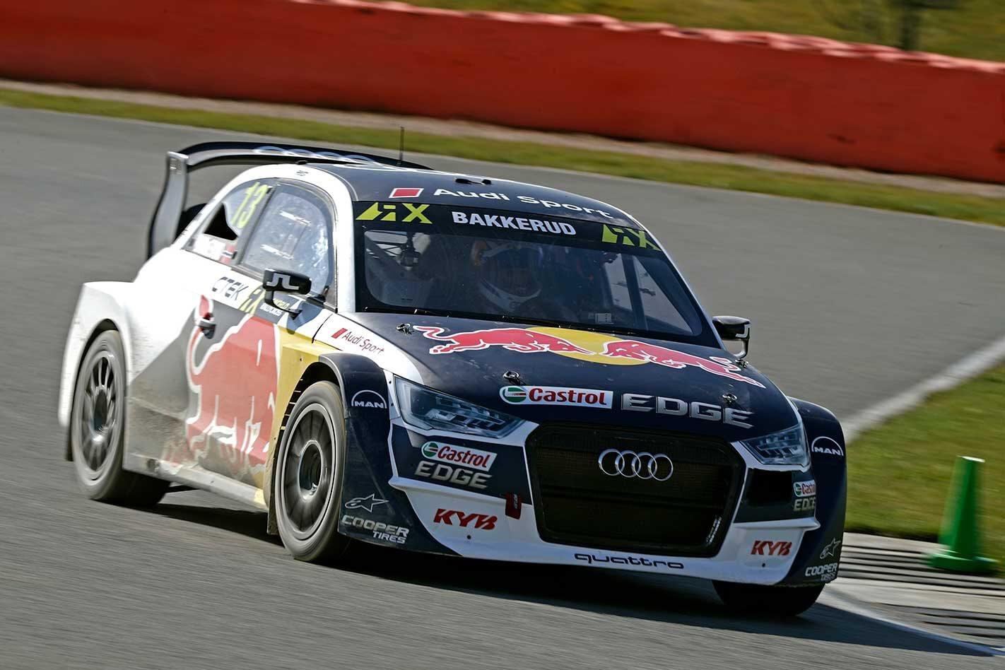 Audi S1 EKS RX quattro news