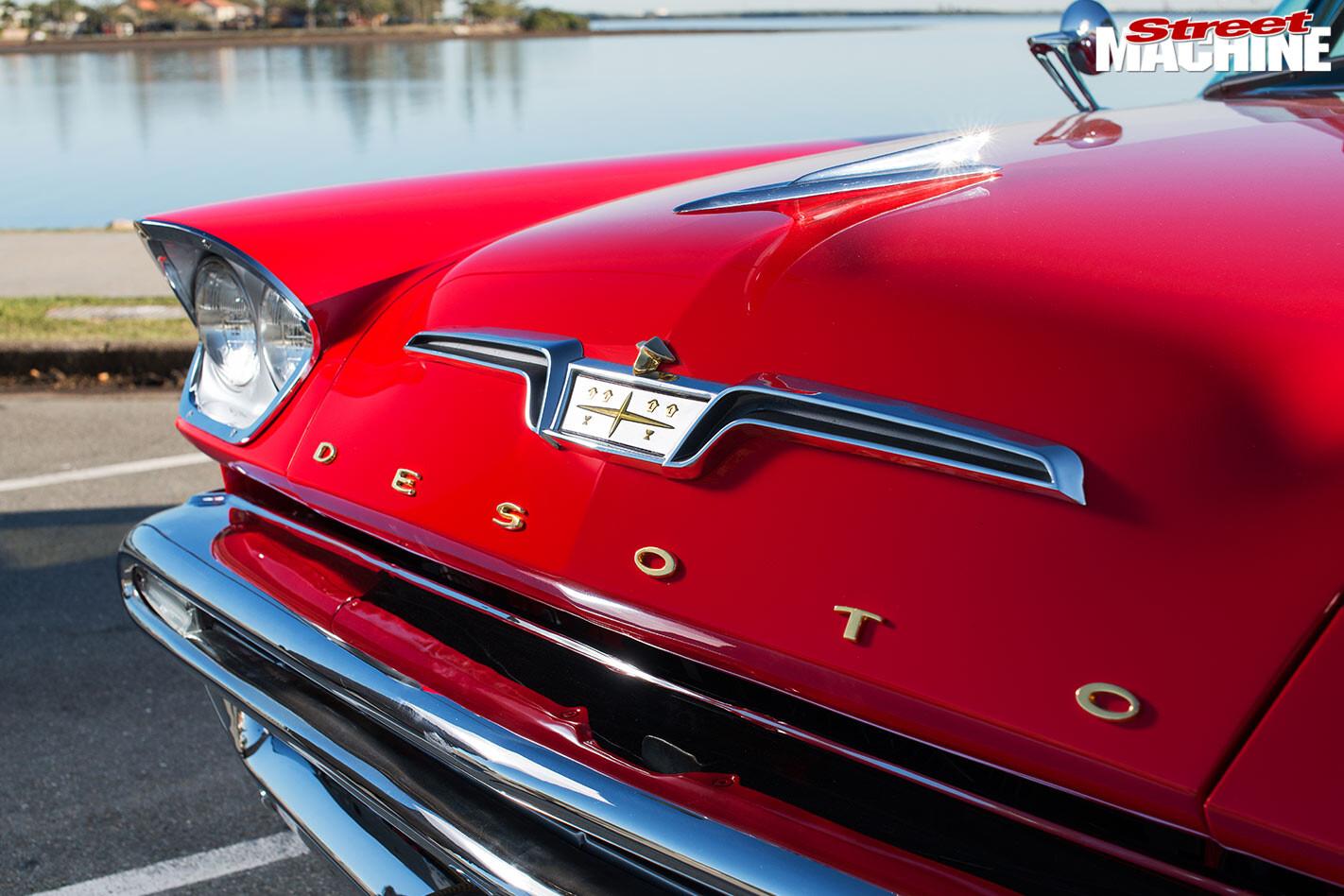 1957 DeSoto Fireflite front