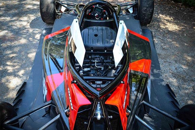 Hyper X1 Racer frame