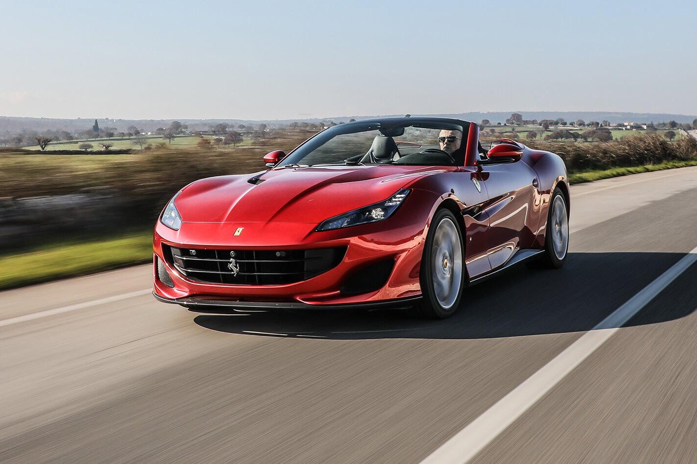 2018 Ferrari Portofino review