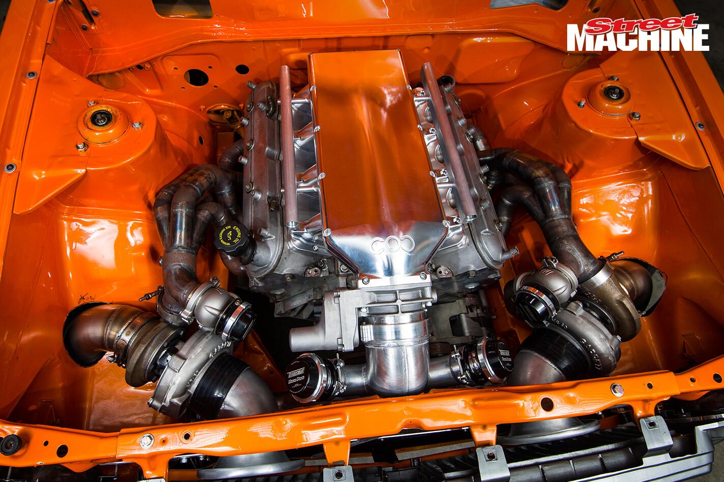 Toyota Corolla Twin Turbo LS Build 5