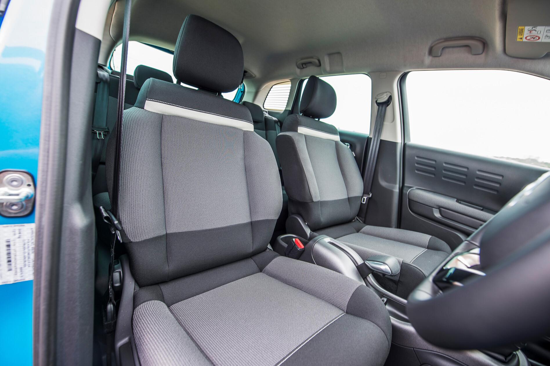 2019 Citroen C3 Aircross