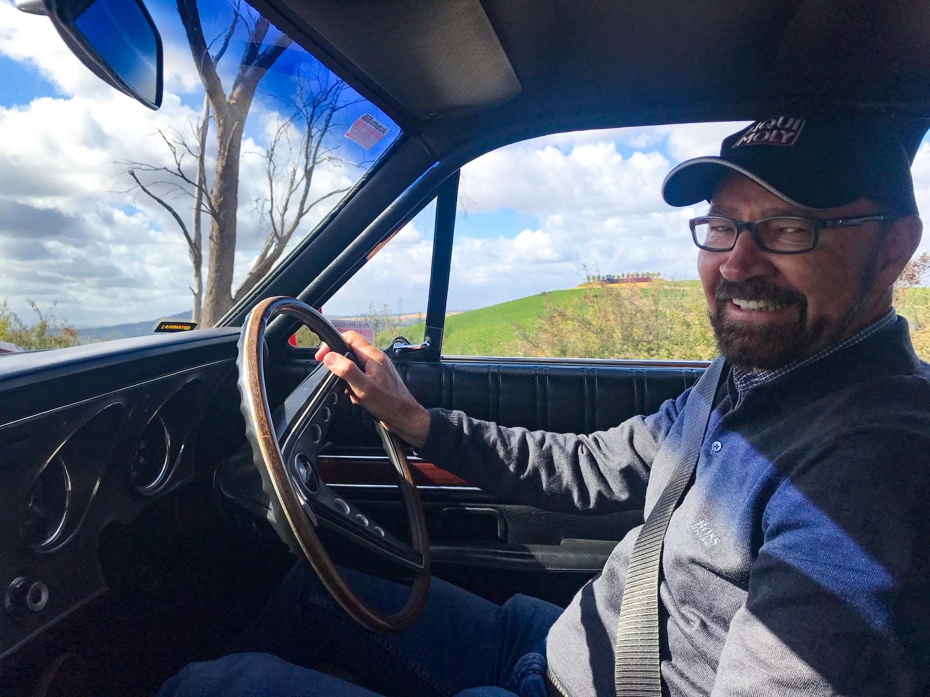 Whichcar TV John Bowe 2019 Ford Falcon GT-HO
