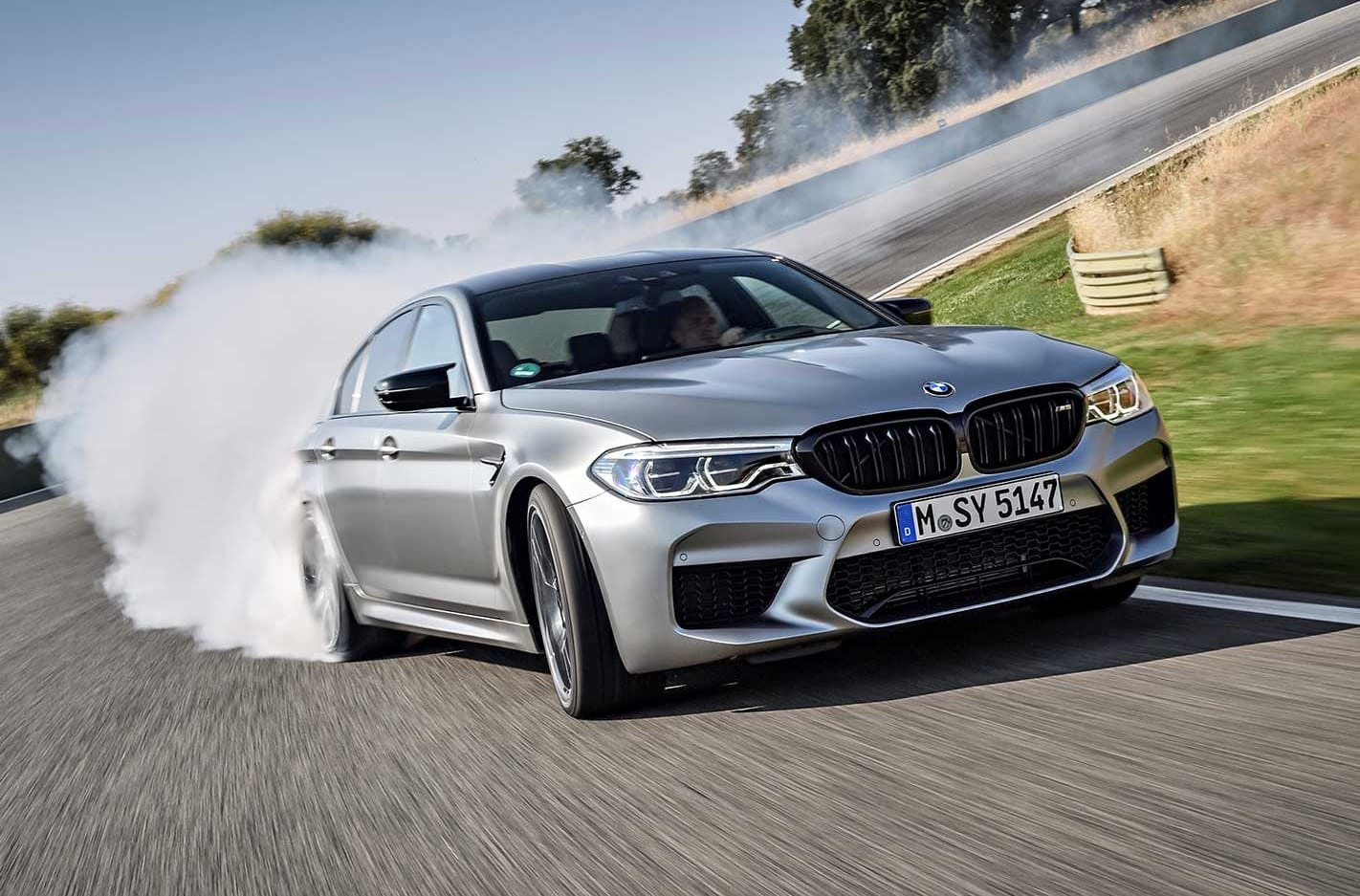 2018 BMW M5 Competition performance review