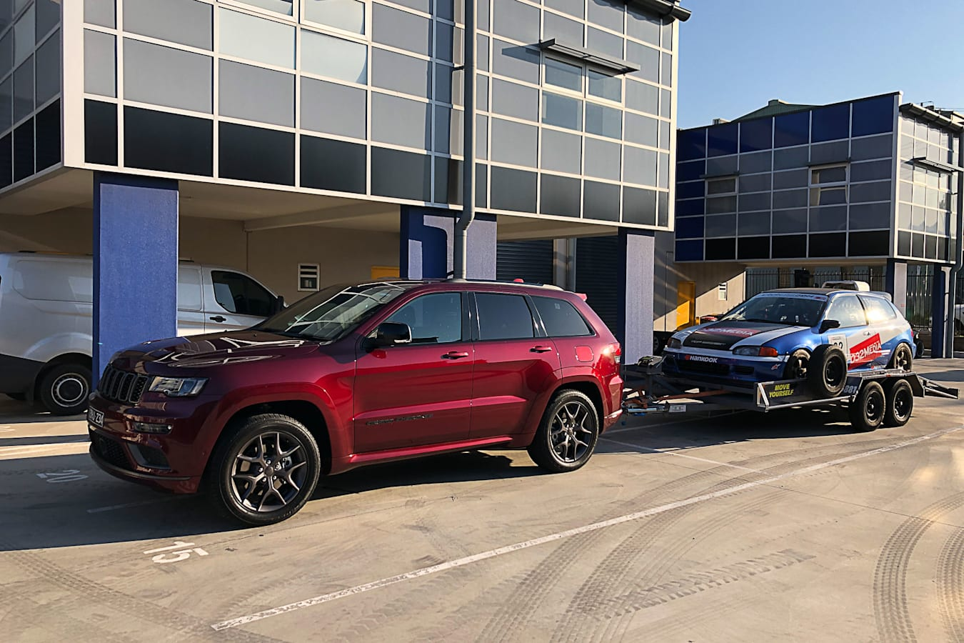 Jeep Grand Cherokee S Limited Towing 1 Jpg