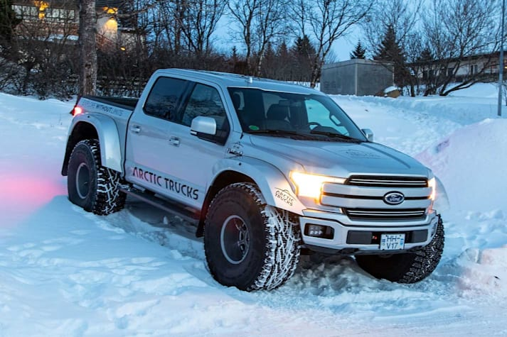 Arctic Trucks Ford F-150 AT44 revealed