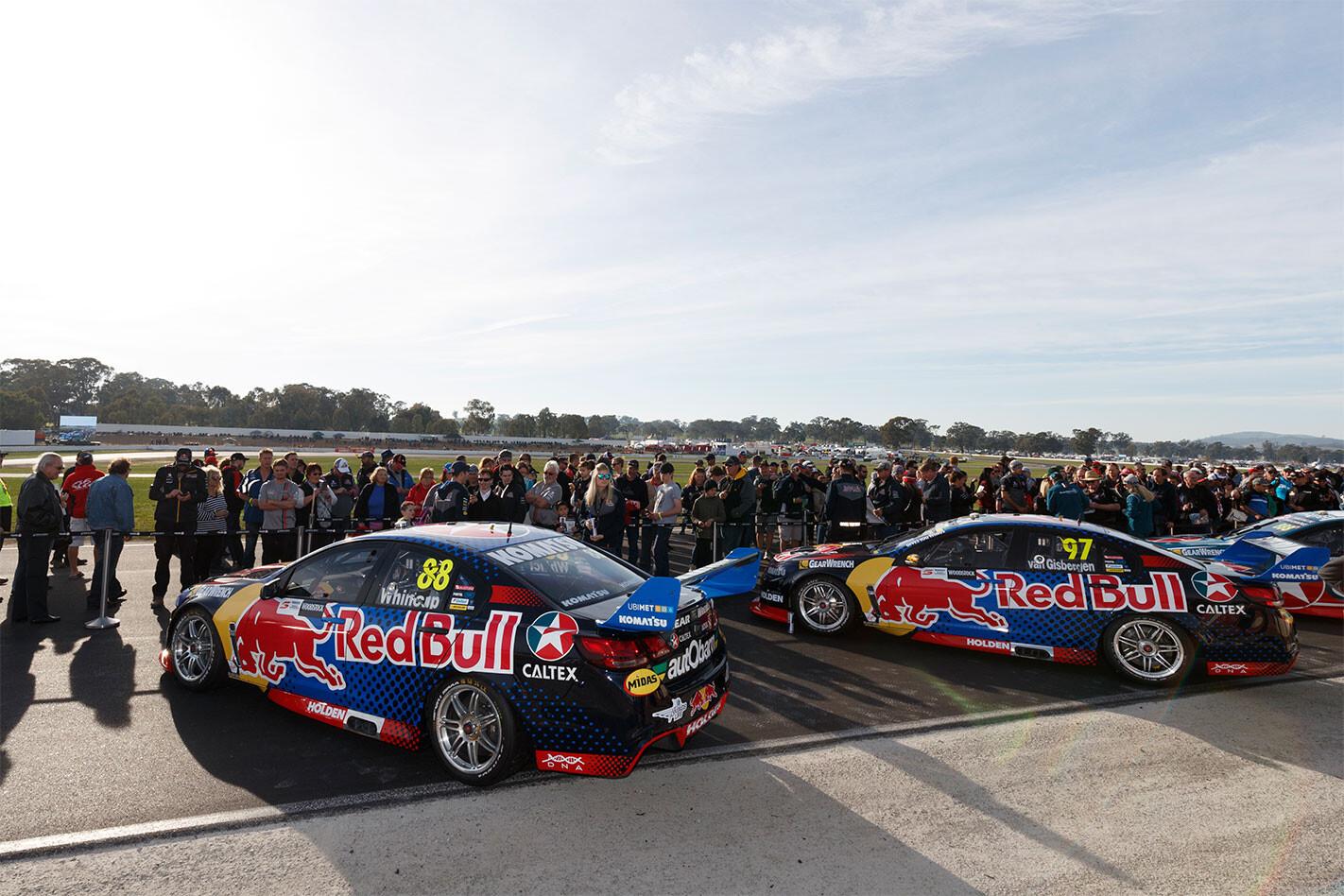 Red Bull Racing V8 Supercars