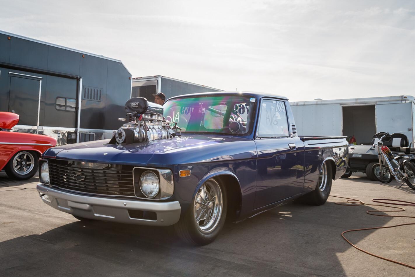 Scott Bisel's Chevy