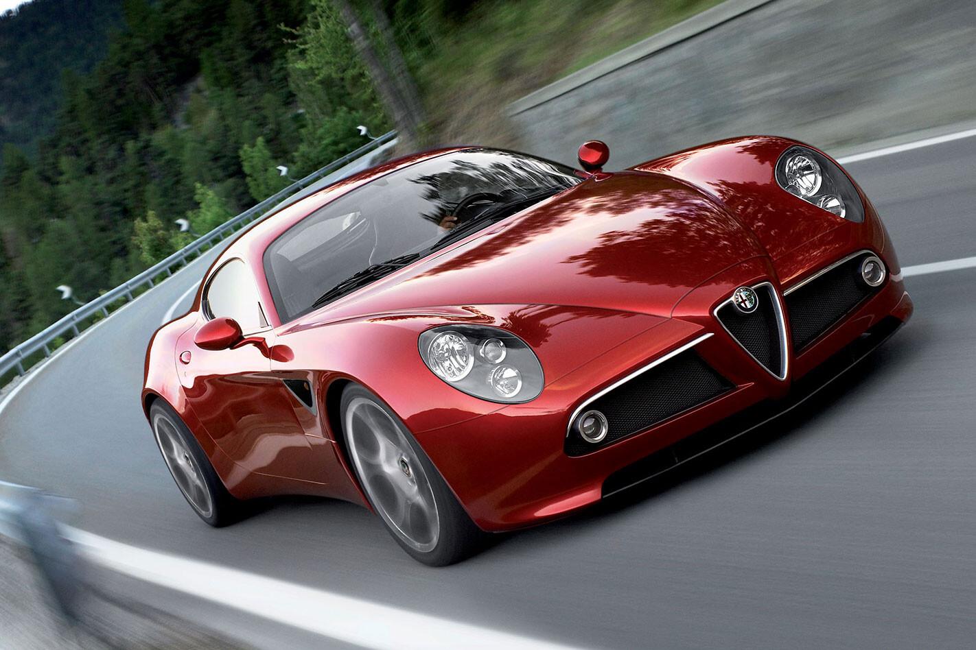 2006 Alfa Romeo 8c