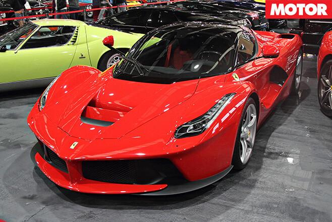 Ferrari Laferrai