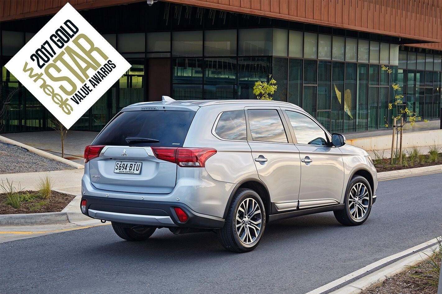 SUV 7-seater under 60K Australia's Best Value Cars 2017
