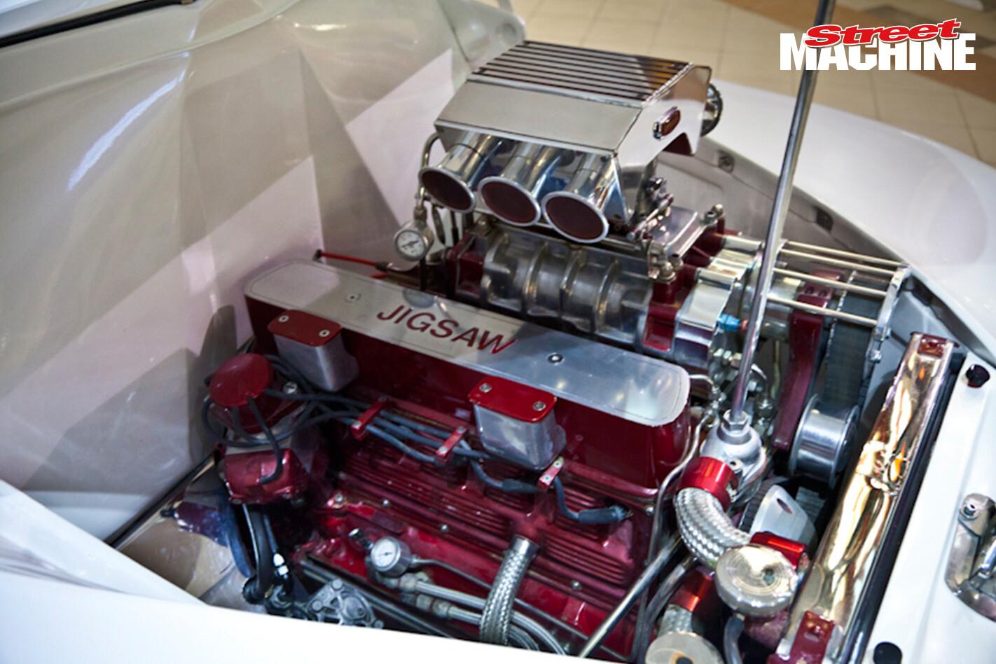 FJ Holden JIGSAW Engine