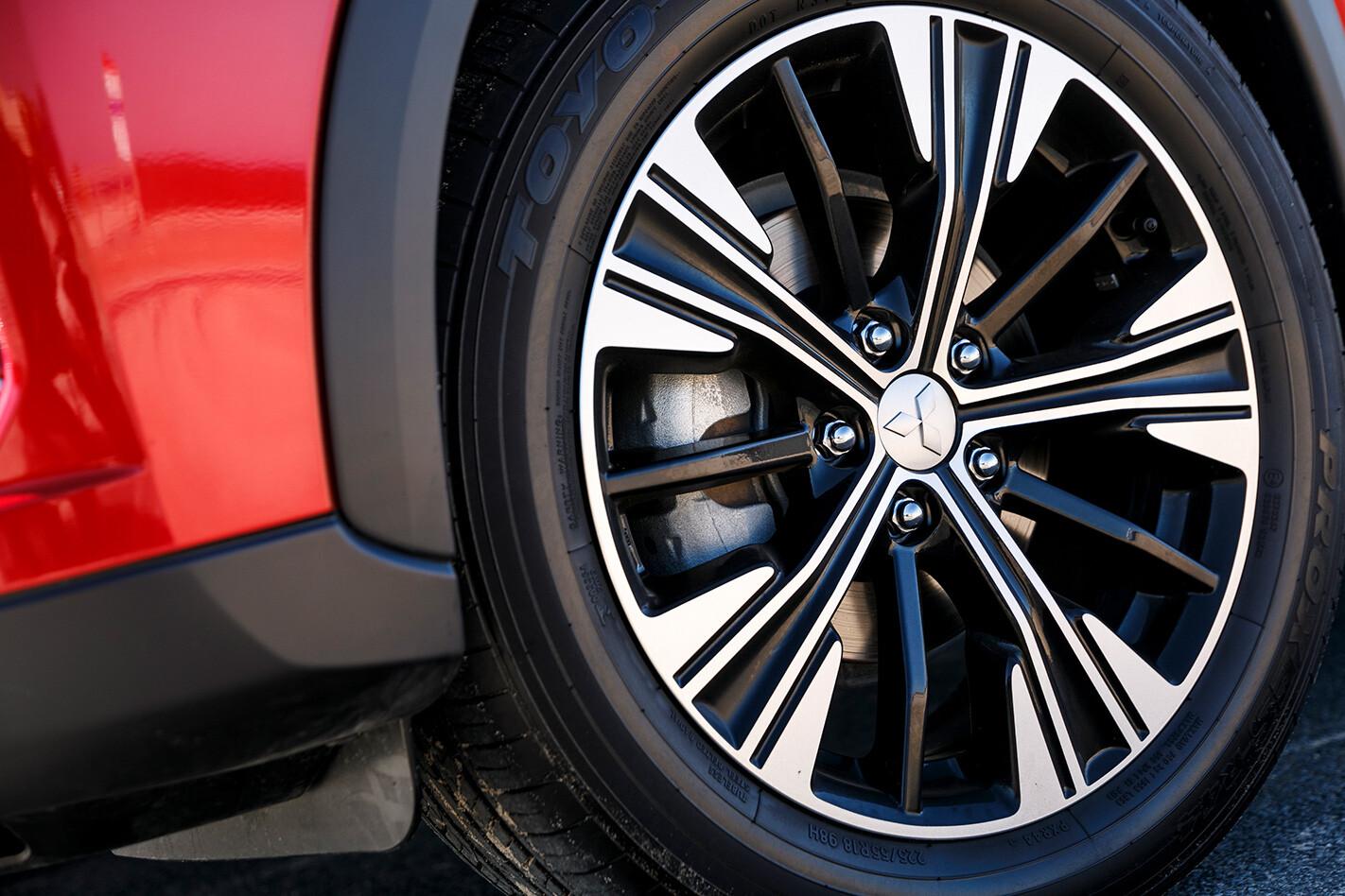 Mitsubishi Eclipse Cross Wheel Jpg