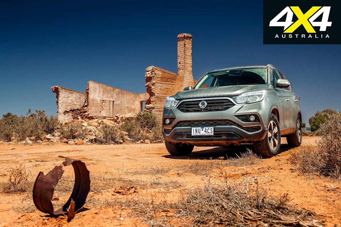 4 X 4 Of The Year 2019 Ssang Yong Rexton ELX Summary Jpg