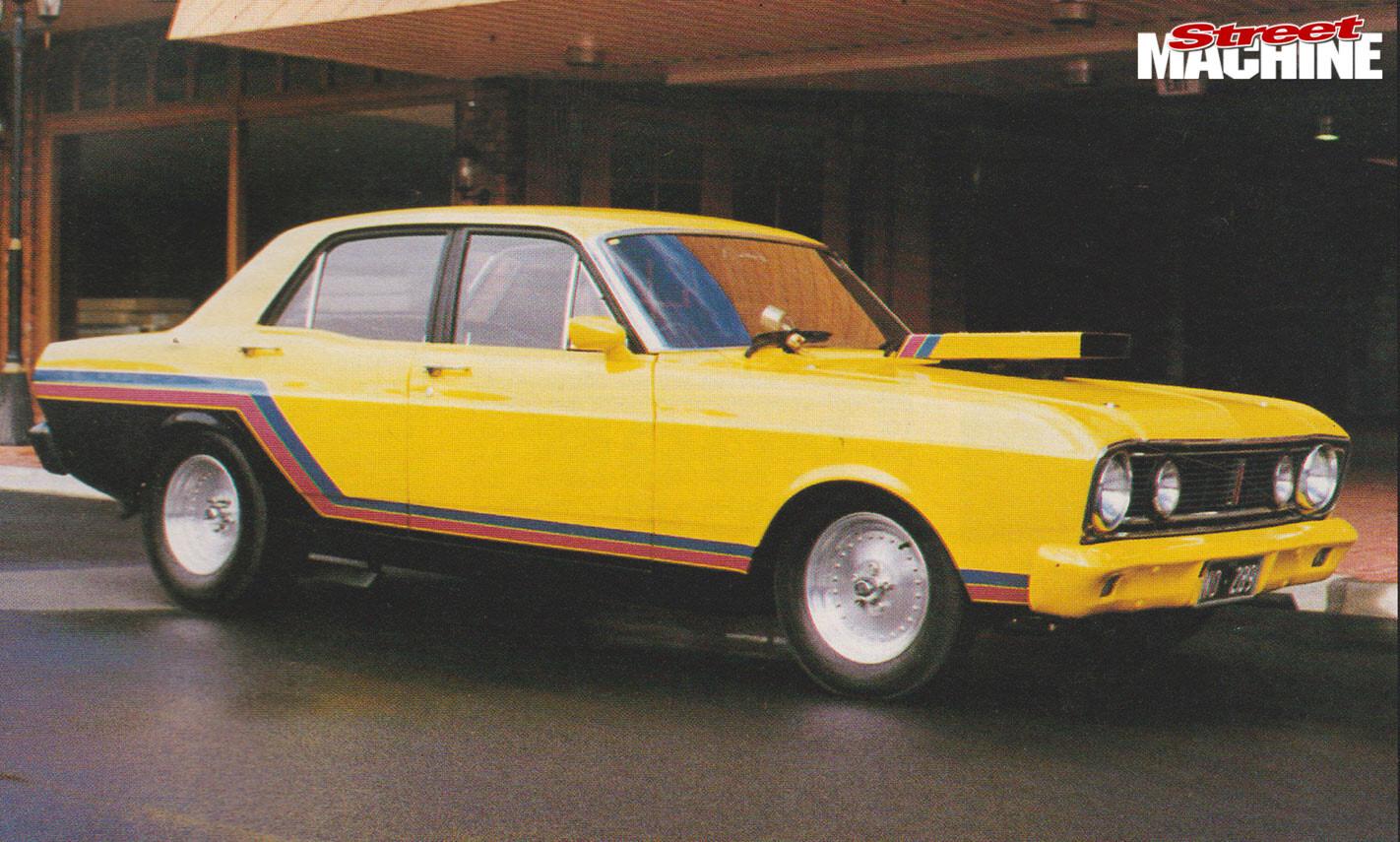 Ford XR Falcon