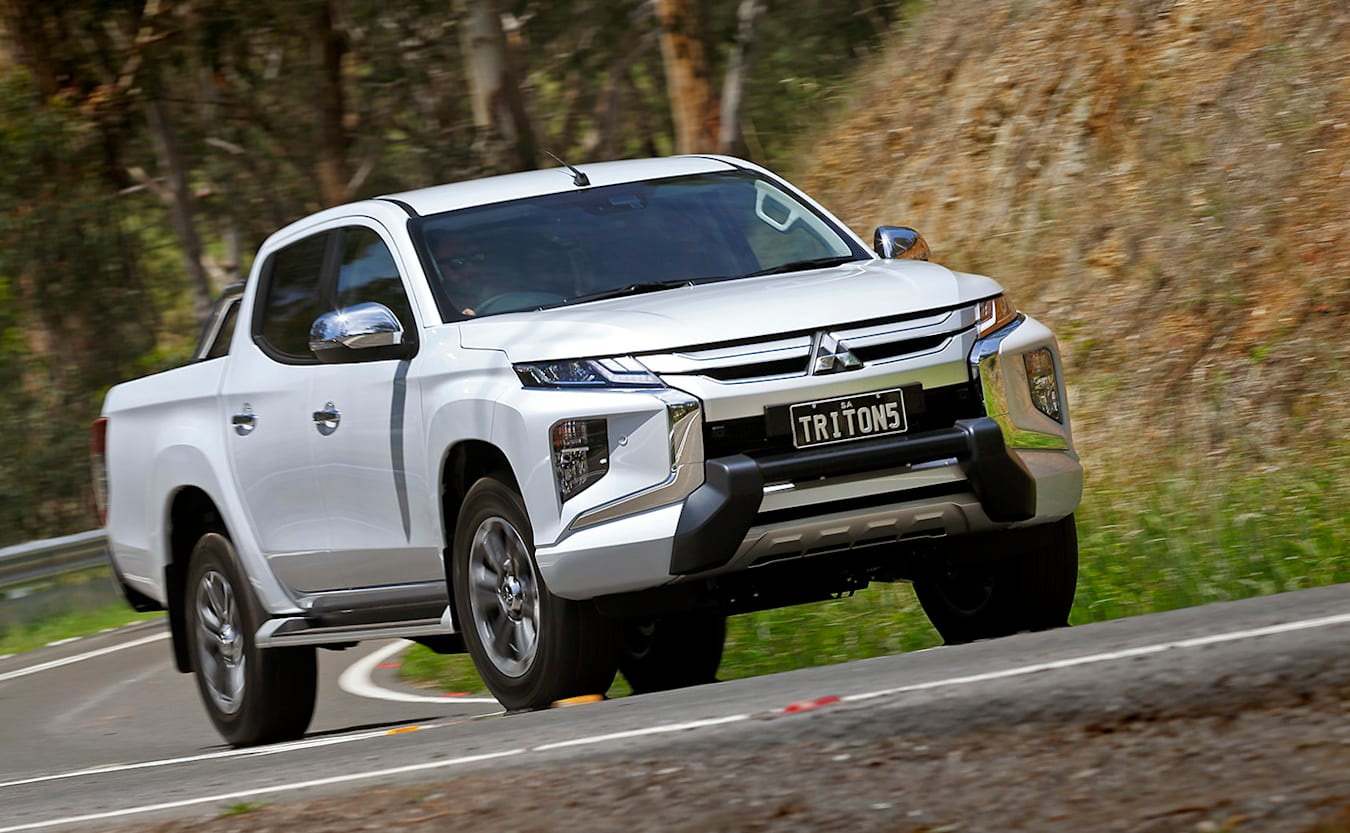 2020 Mitsubishi Triton Double Cab Range Review