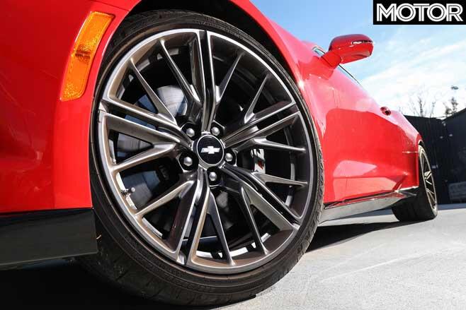 2019 Chevrolet Camaro ZL 1 Wheel Jpg