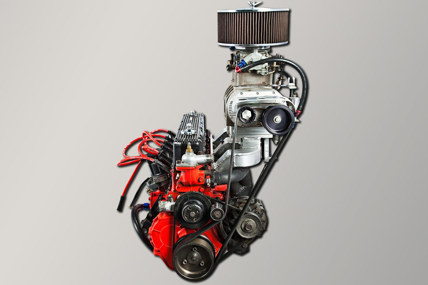 Holden -engine -1