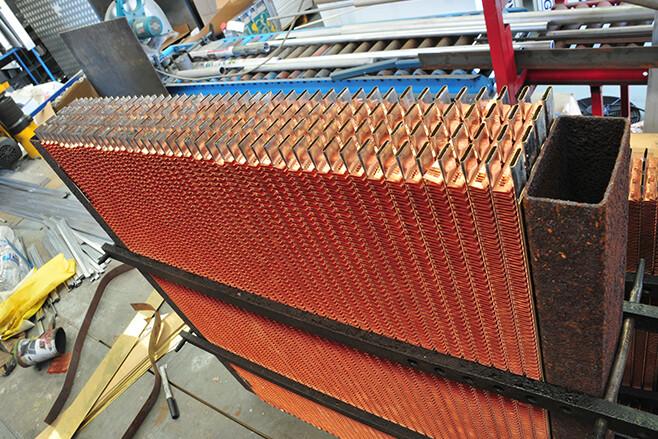 Copper/Brass radiator
