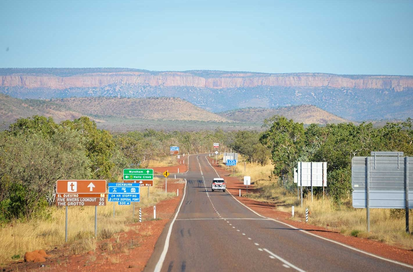 4x4 travel guide The Victoria Highway NT