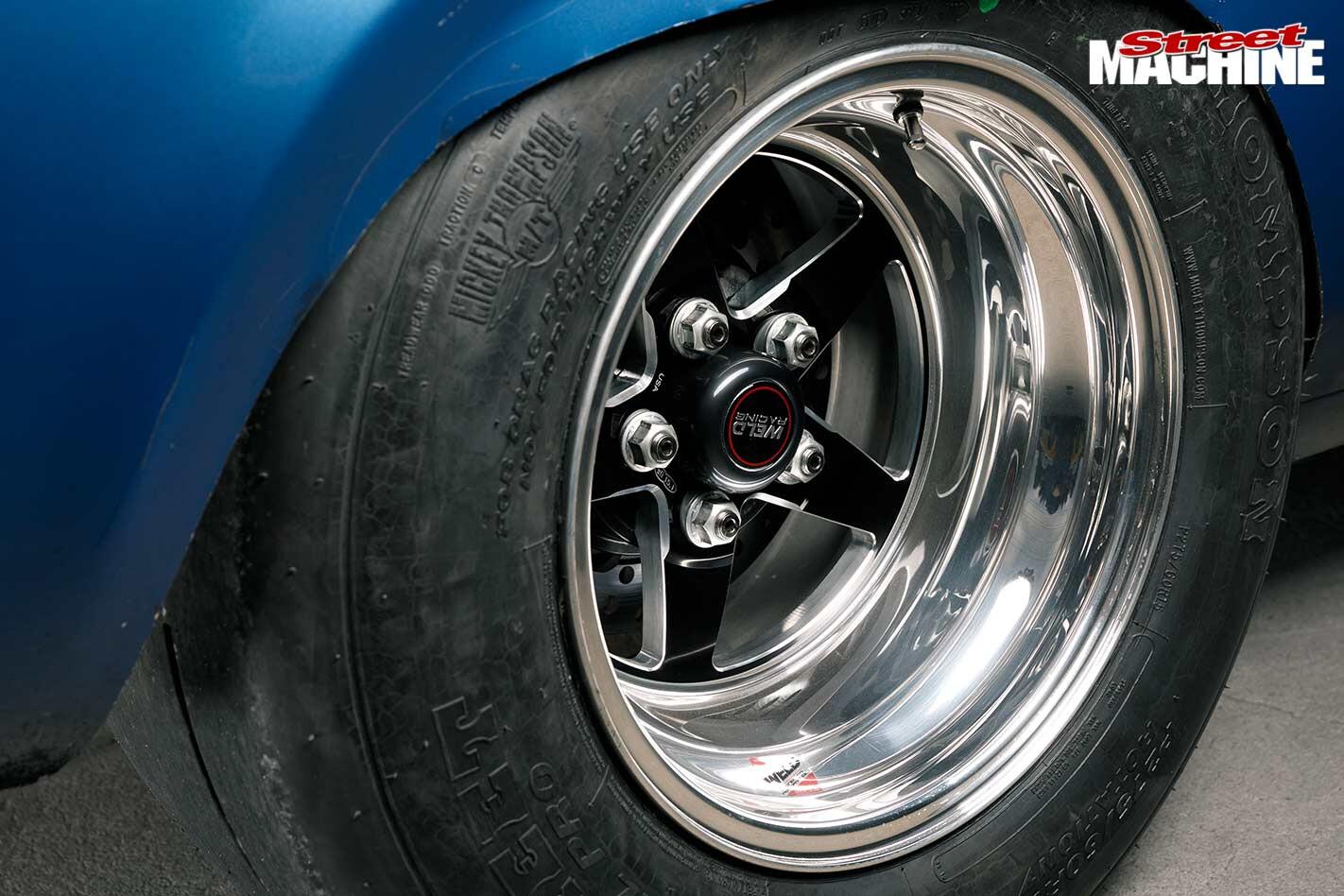 Ford Capri wheel
