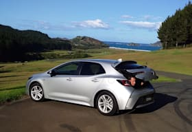 2020 Toyota Corolla Hybrid New Zealand