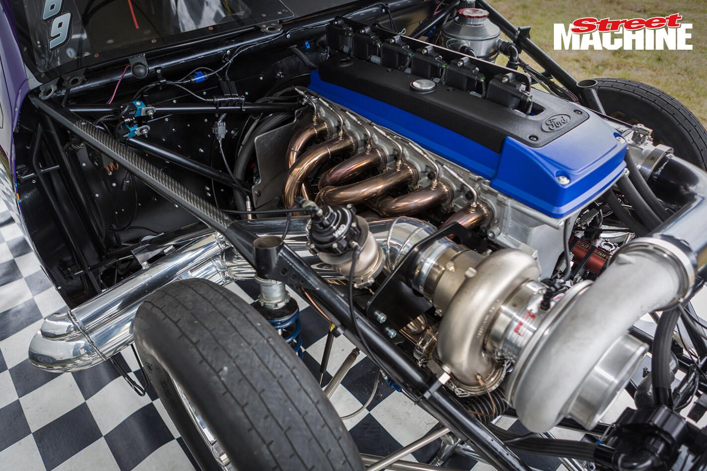 Ford Barra Turbo 1
