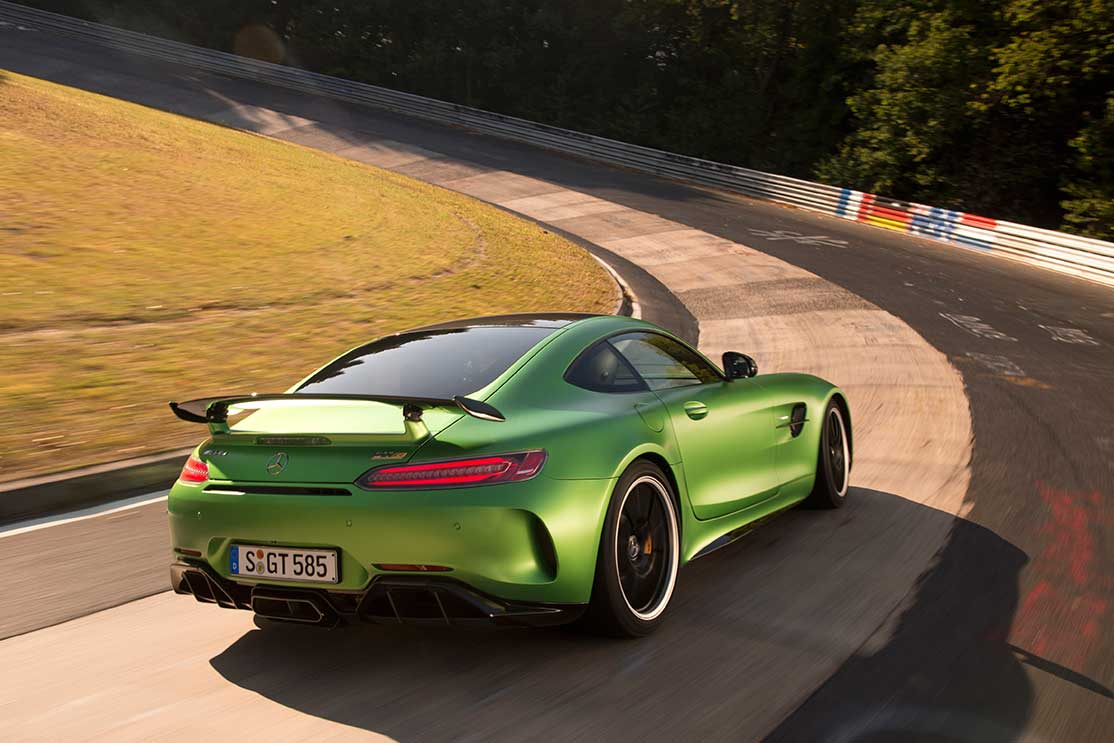Amg -gt -on -track