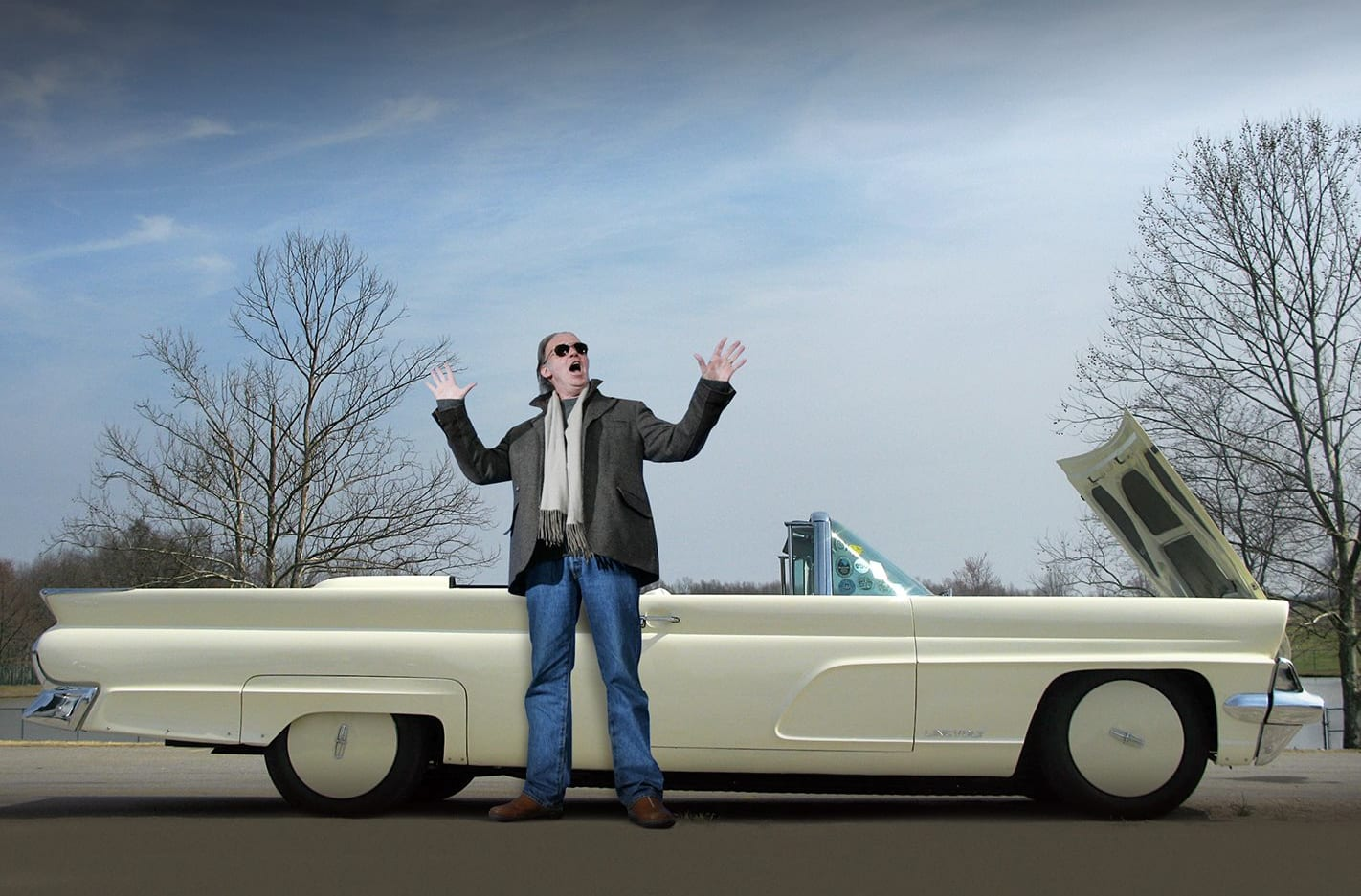 NEIL YOUNG'S 1959 LINCOLN