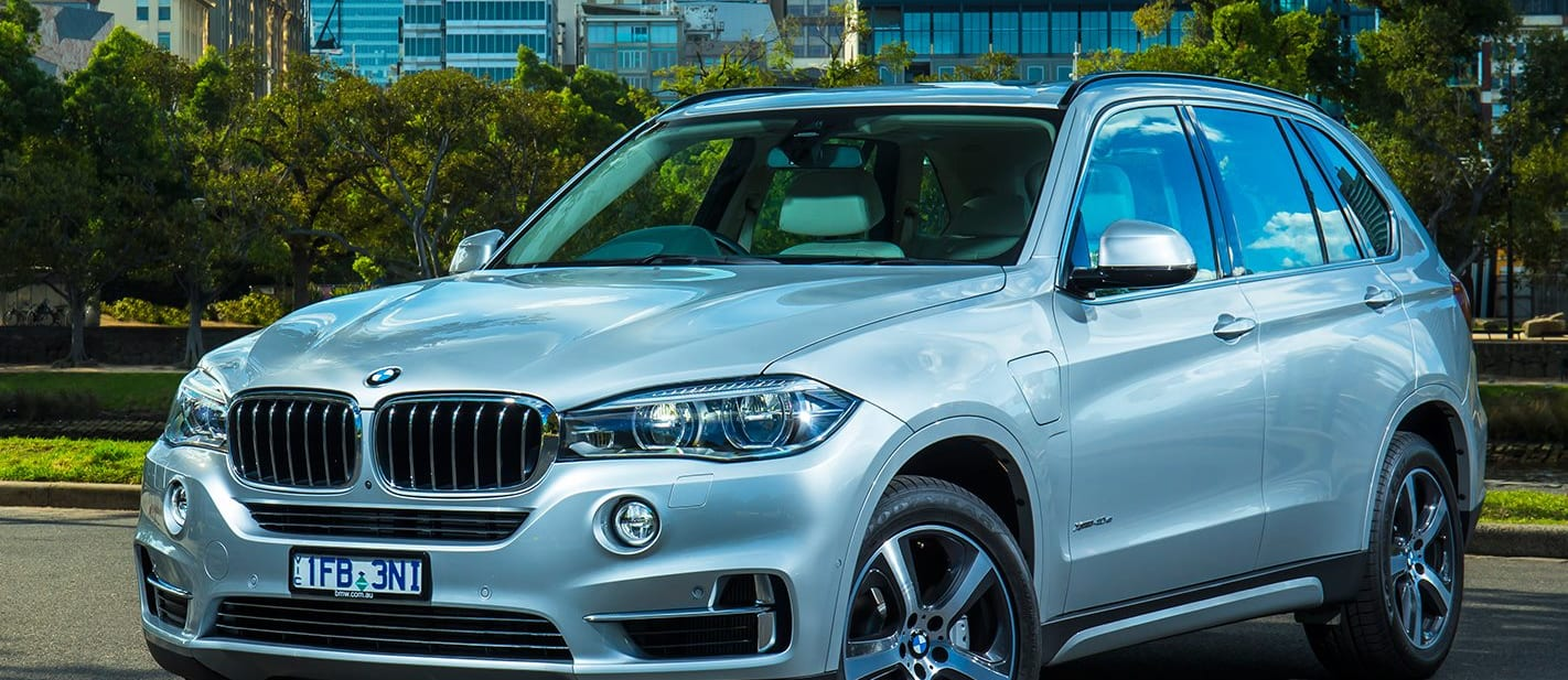 BMW X 5 Front Side Parked Jpg