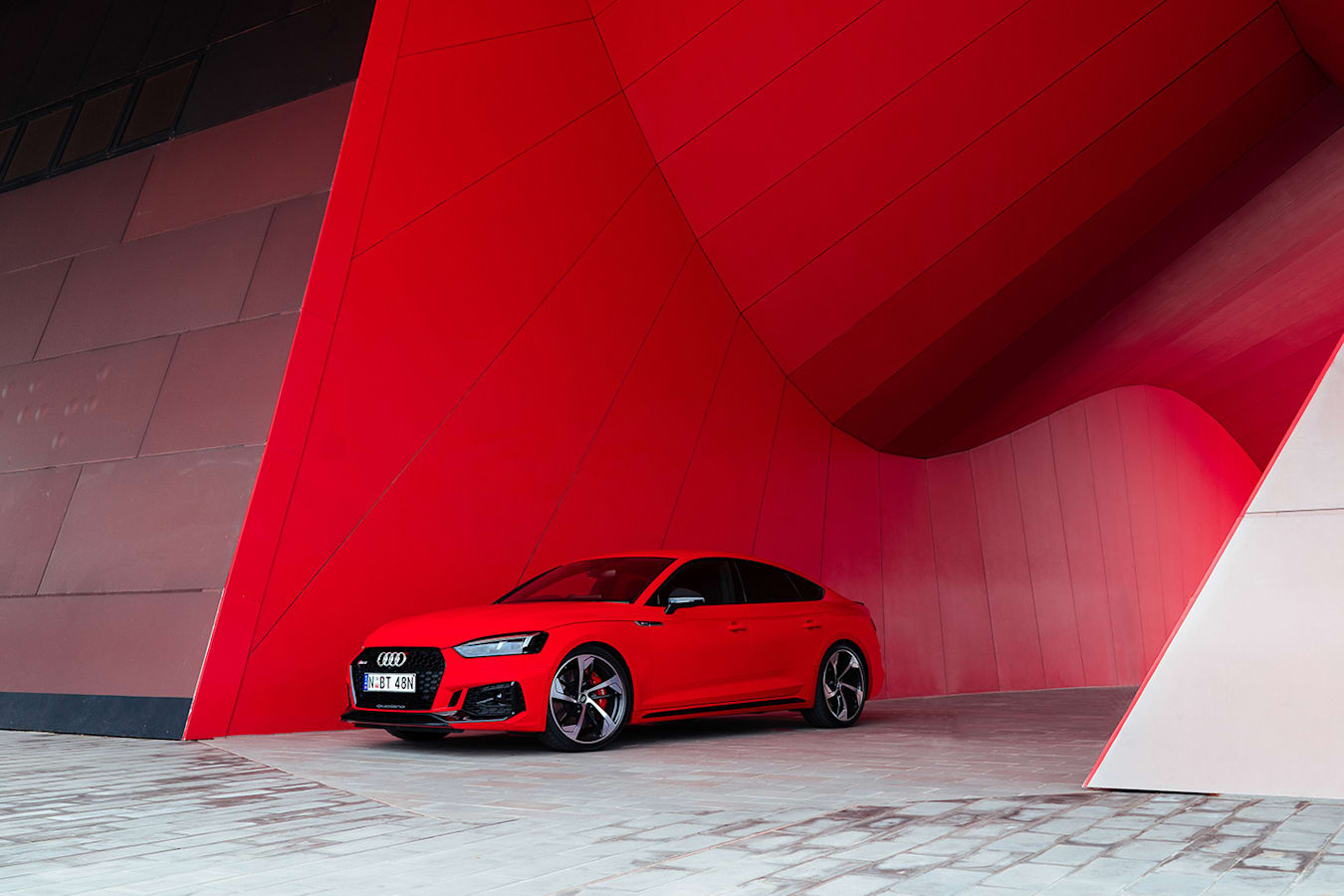 Audi Rs 5 Front Jpg