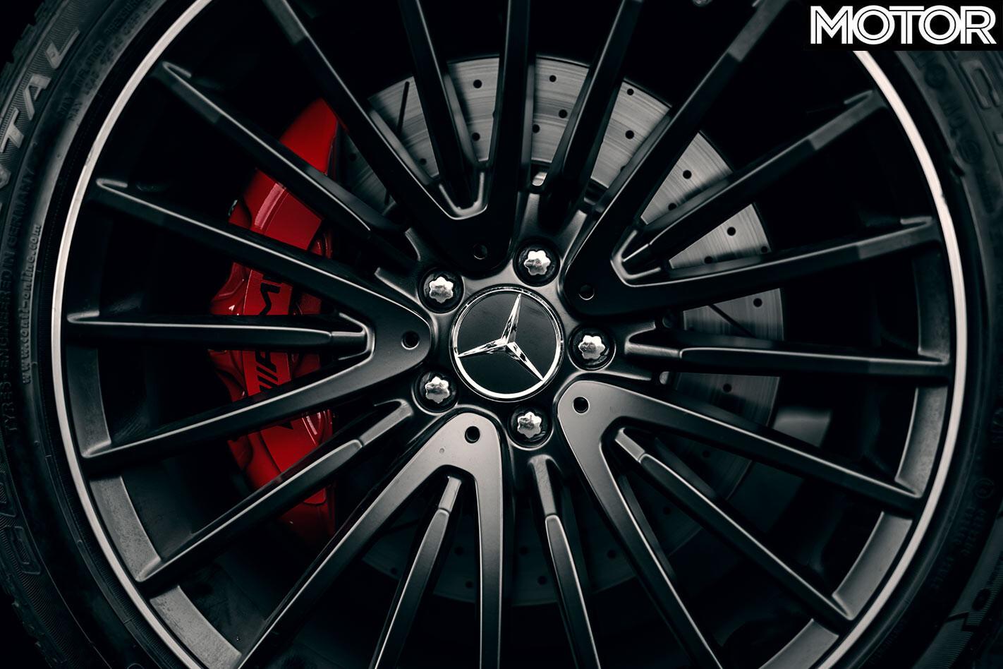 Mercedes-Benz GLC63 S wheel