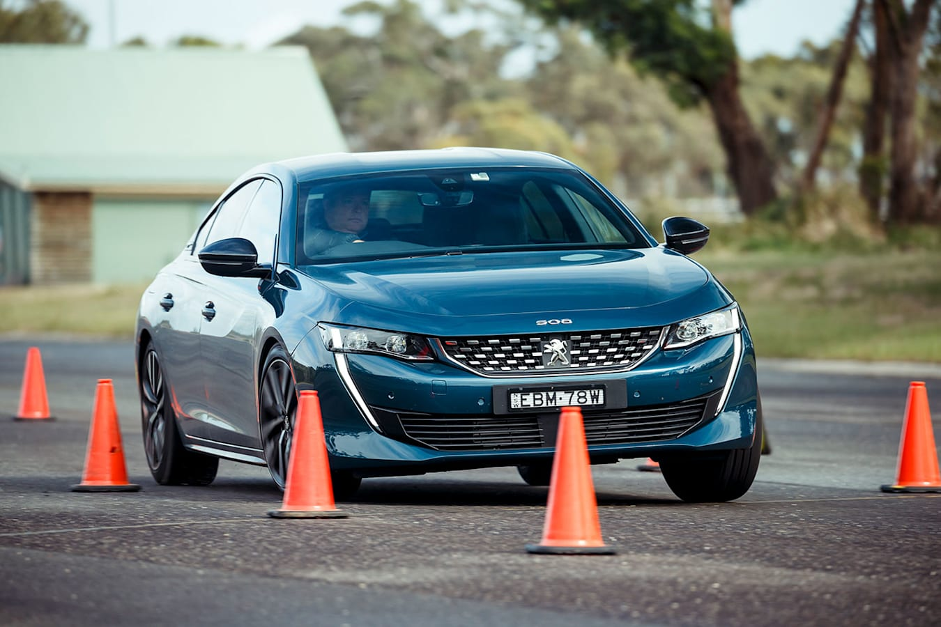 2019 Peugeot 508 - 2020 COTY contender
