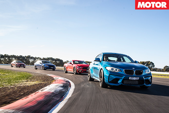 Bmw leading the charge