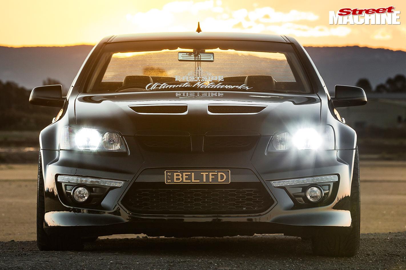 Holden VE ute front