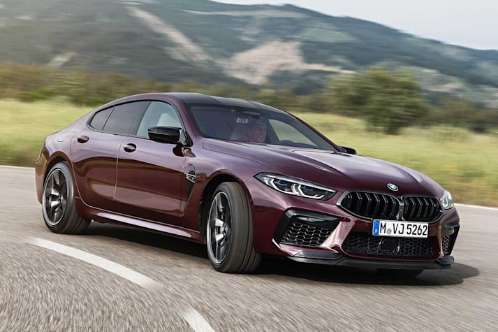BMW M8 Competition Gran Coupe confirmed Australia