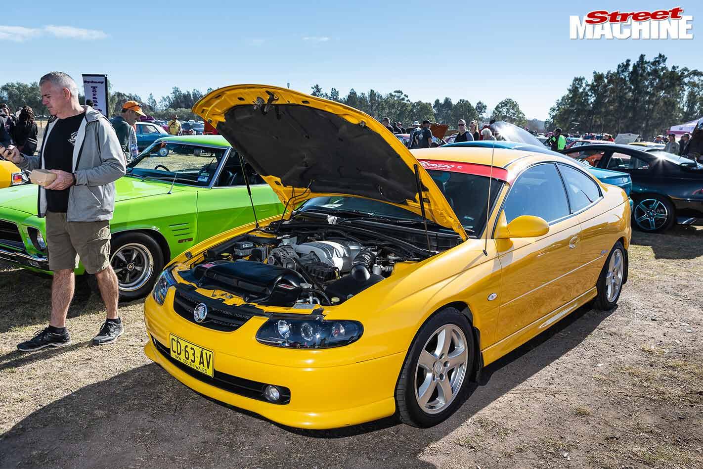 Holden Monaro CV6