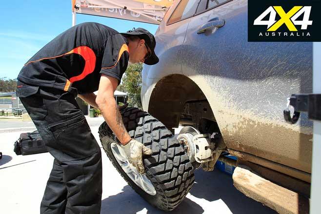 4 X 4 Mud Terrain Tyre Test 2020 Wheel Fitment Jpg